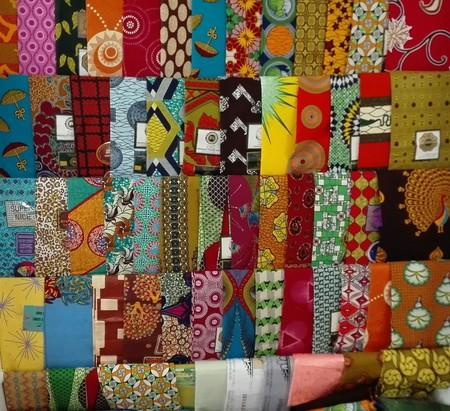 Traditional African fabrics