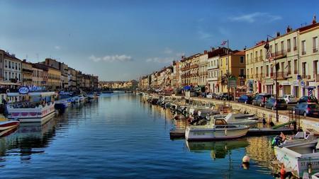 Sète, the 'Little Venice' of the Languedoc