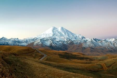 Rocky mountains, North Caucasus, Russia