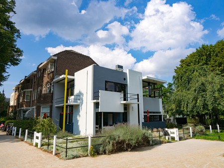 Rietveld Schröder House in Utrecht, the Netherlands