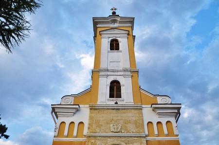 St. Trinity church in Kraljevo, Serbia