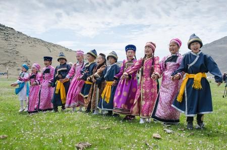 Bayanday, Irkutskiy region, Russia