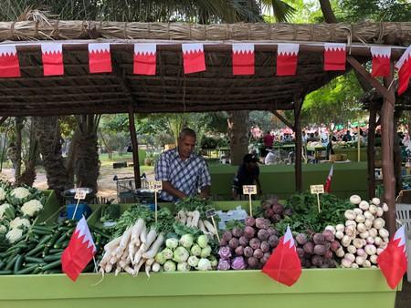 The Farmers' Market in Budaiya
