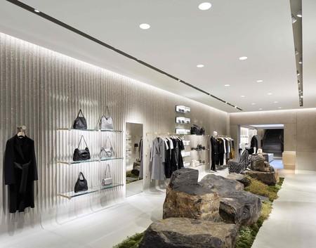 Stella McCartney flagship store interior, London, 2018
