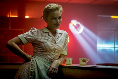 Margot Robbie as Annie in 'Terminal'