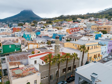 Bo-Kaap from above