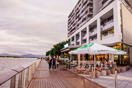 Premier waterfront views at The Boatshed