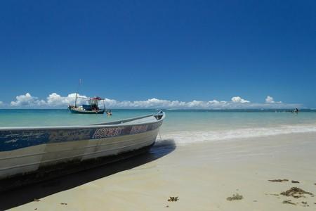 The serene beaches in Brazil