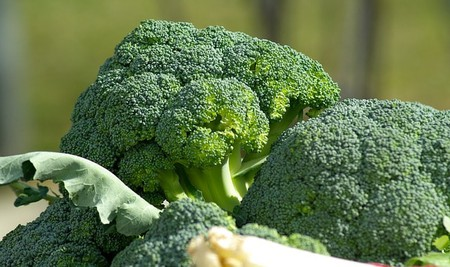 Broccoli: now a great addition to your morning coffee