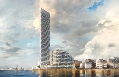 Denmark's tallest building is designed by 3XN