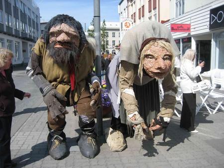 Folklore Figures, Iceland