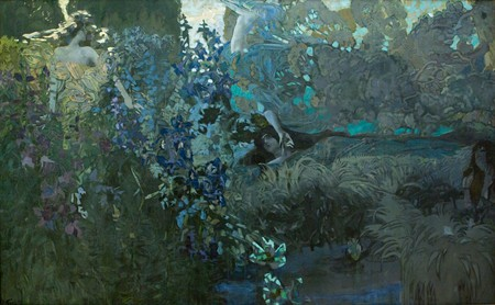Mikhail Vrubel, Morning, 1897
