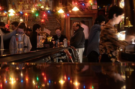There are some great bars in Columbia, South Carolina.