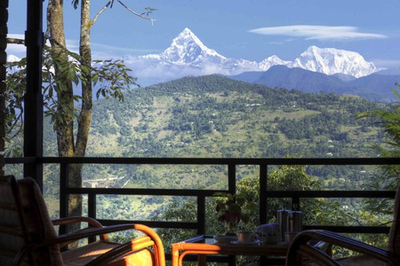 Enjoy a yoga retreat with views like this