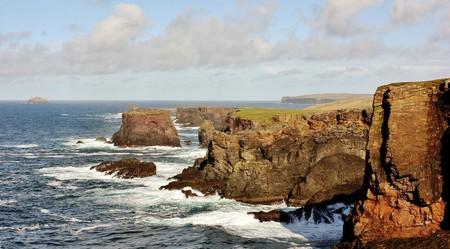 Eshaness, Shetland Isles, Scotland
