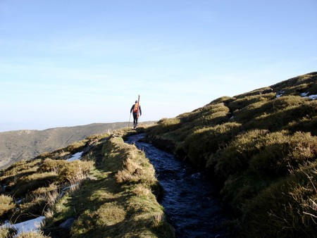 There is amazing trekking to be enjoyed in Spain's Sierra Nevada natural park