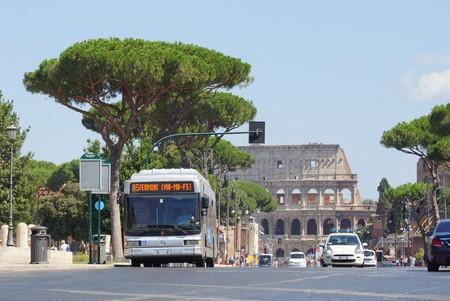 Public transport in Rome