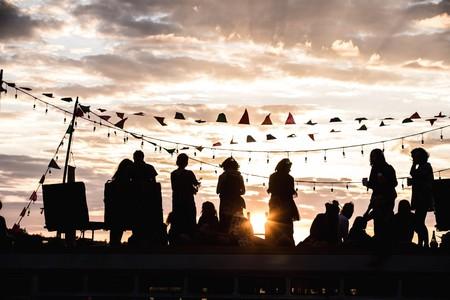 Wonderfruit festival in Thailand.