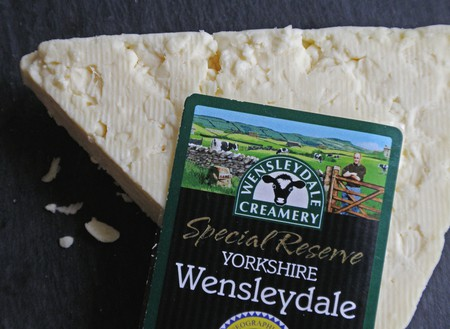 A wodge of Wensleydale