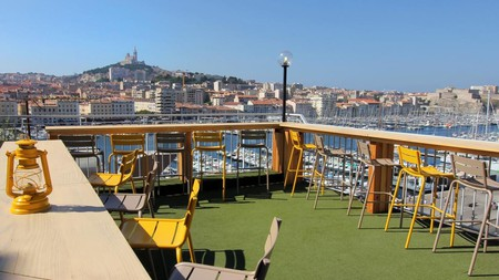 Explore Marseille from a communal angle at one of the city's top hostels