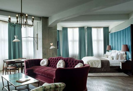 Soho House Berlin is housed in a Grade II-listed building