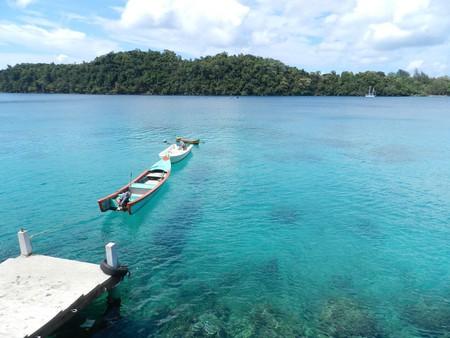 Weh Island in Sumatra, Indonesia