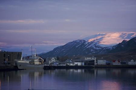 Akureyri harbor