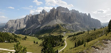 South Tyrol, Italy, is a paradise for hikers and cyclists