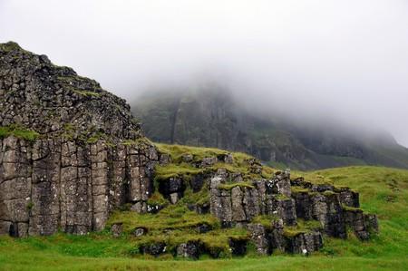 Dverghamrar - Dwarf's Cliffs
