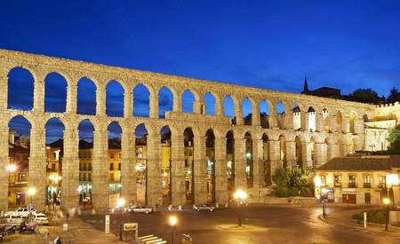 Segovia's Roman aqueduct
