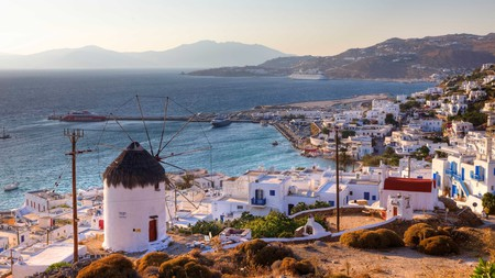 Opt for a smaller, more affordable hotel in Mykonos without compromising on experience