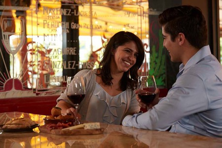 Couples find Trinity Groves a romantic place for a date night