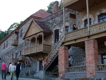 Houses in Dilijan | © ReflectedSerendipity / Flickr