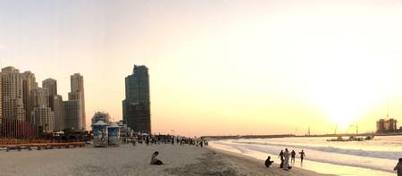Enjoy summer in  Dubai