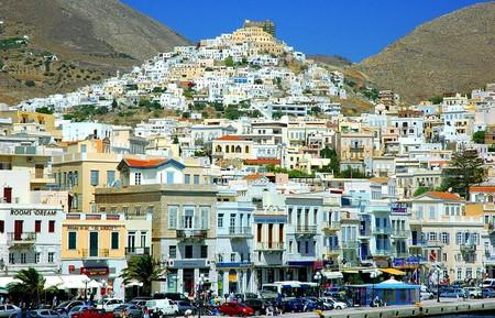 Ermoupolis in Syros