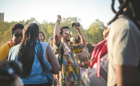 Exuberant festival fashion