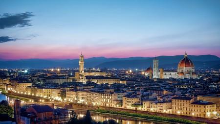 The Florence skyline