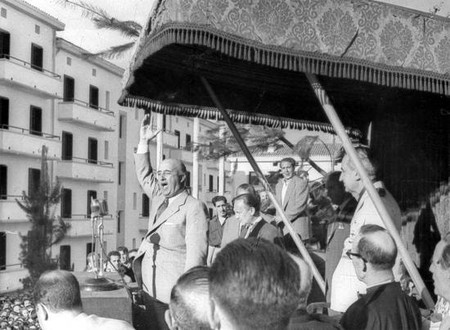 Francisco Franco in 1949