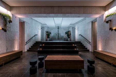 The spa at Rise by We