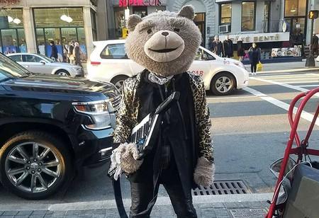 Keytar Bear