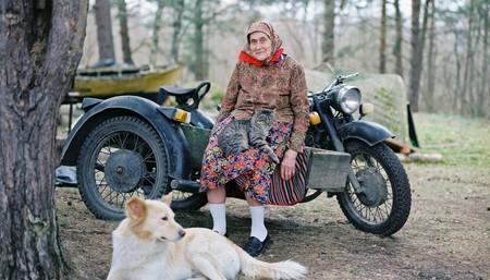 Birgit Püve, 'Kihnu Virve', 2015, from the series 'Kynö'