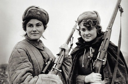 Soviet Military Officers