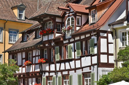 Houses in Meersburg