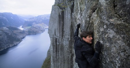 Tom Cruise as Ethan Hunt in 'Mission Impossible – Fallout'