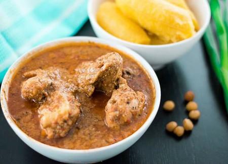 Njangsa stew