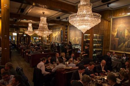 Olympen restaurant
