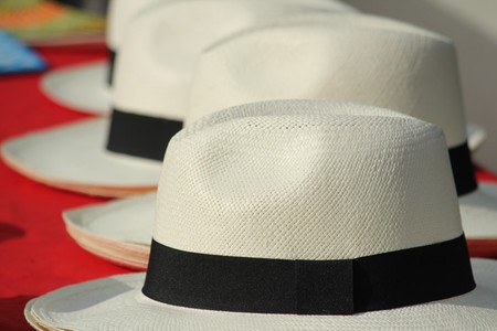 Panama hats © Colin Capelle / Flickr