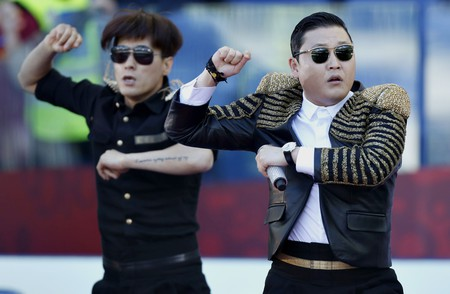 K-Pop star Psy has achieved global success