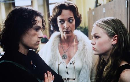 10 Things I Hate About You - 1998 Heath Ledger, Allison Janney, Julia Stiles