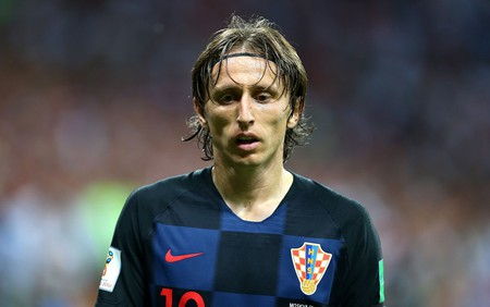 Captain Luka Modrić